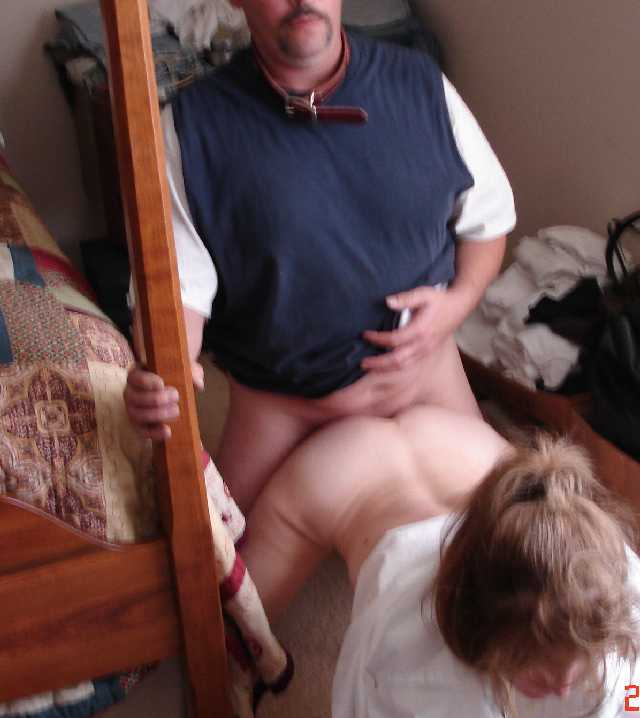 Husband Films Wife First Time