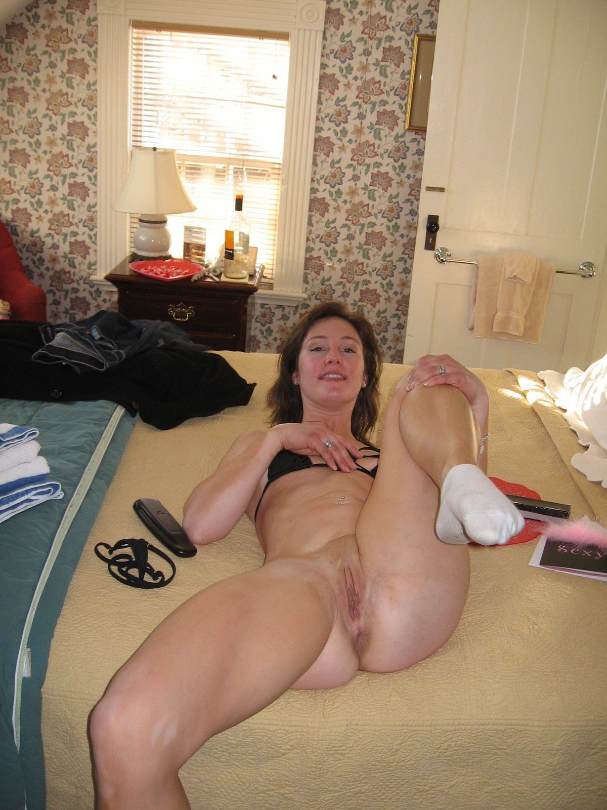 Wife fucking husband with cock